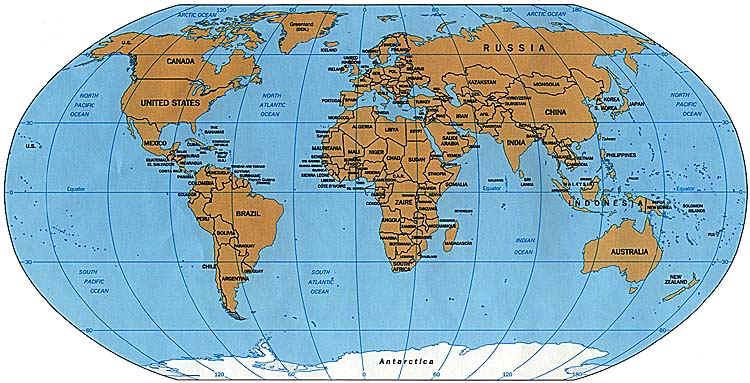 Kyokushin Map
